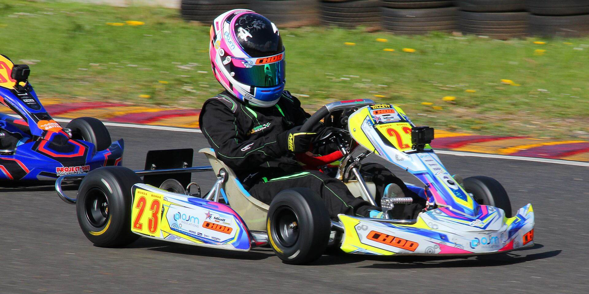 Rowrah Round 2 of the BKC